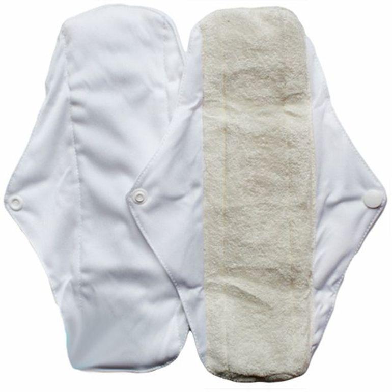 Многоразовые прокладки своими руками