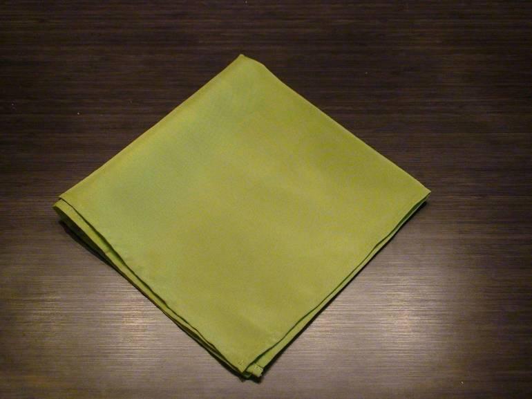 Использование полотенца вместо прокладки