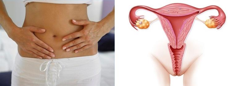 Боль в яичниках перед менструацией