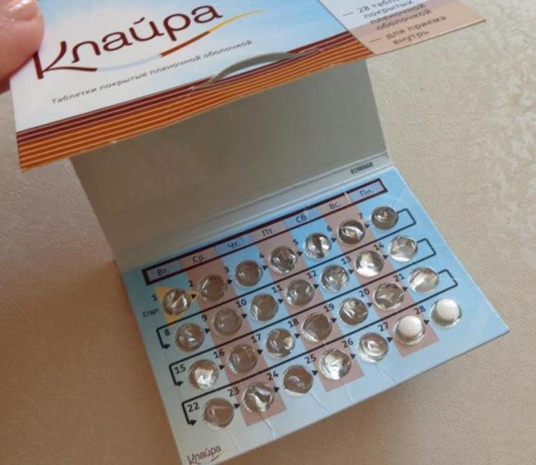 Клайра при менопаузе отзывы о препарате