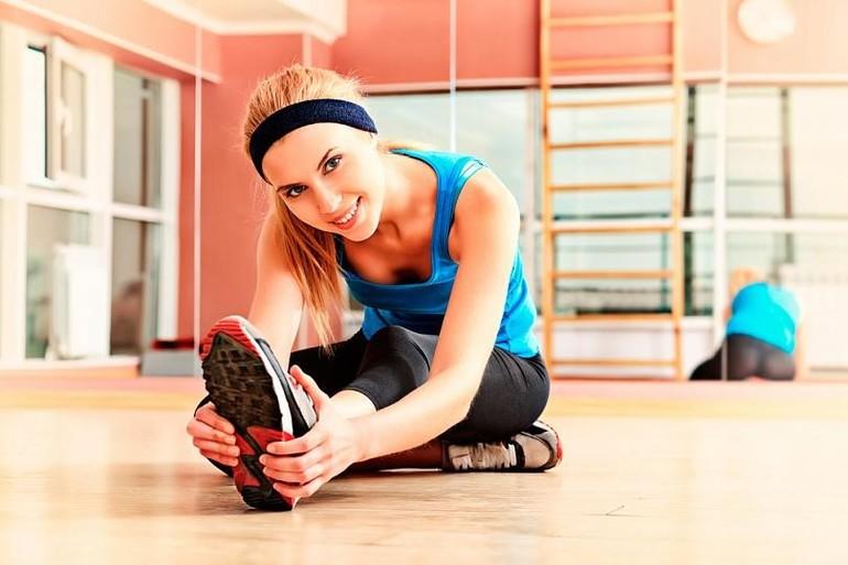 Упражнения для прихода месячных