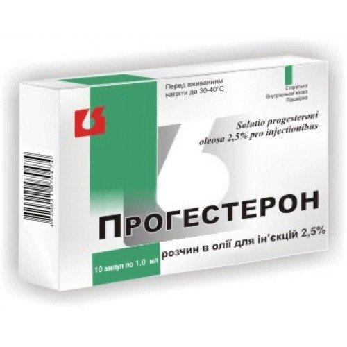 Прогестерон — инструкция по применению