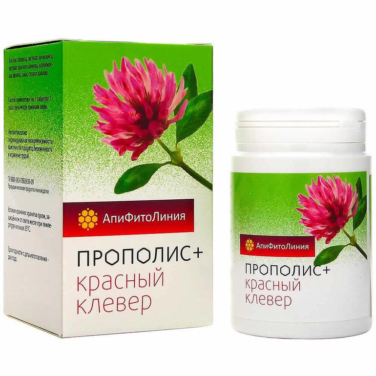 Красный клевер лечебные свойства при климаксе: как принимать, препараты на основе растения