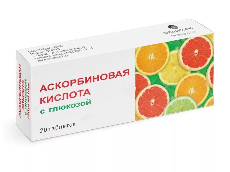 Аскорбиновая кислота для задержки месячных